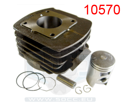 Cilinder kits for honda sh50 scoopy < 1996 scooters, mopeds