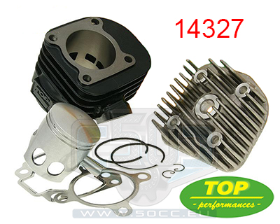 Top Performance parts for scooters, mopeds and 2-stroke