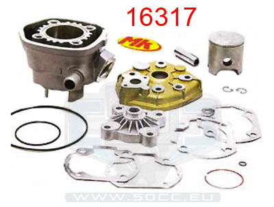 Metrakit parts for scooters, mopeds and 2-stroke bikes - 50cc eu