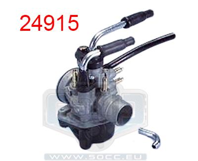 carburetor kit 17 5mm polini minarelli cable chok. Black Bedroom Furniture Sets. Home Design Ideas