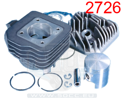 Polini parts for scooters, mopeds and 2-stroke bikes - 50cc eu