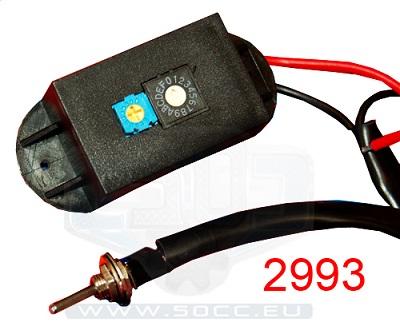 rpm limiter variable dmp - 50cc eu